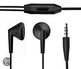 BlackBerry Stereo Headset HDW-44306-001 (black) o.a. voor BB 9700,9900,9320,9810,Z10