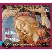 Handel: Dixit Dominus / Bach