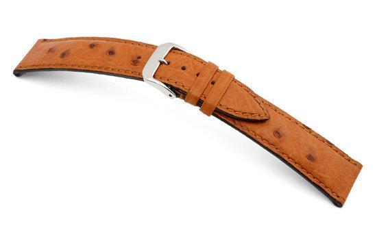 Rios1931 Horlogeband -  Maison Cognac - Leer - 20 mm