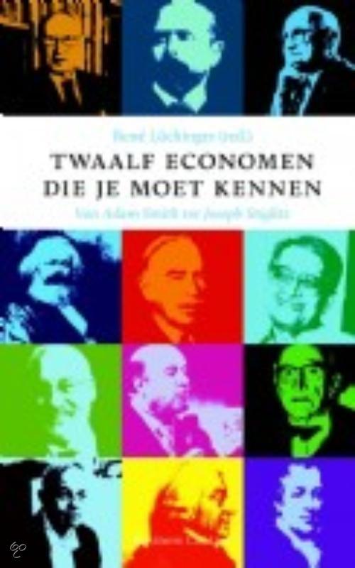 Twaalf economen die je moet kennen