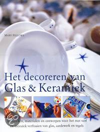 Het Decoreren Van Glas & Keramiek