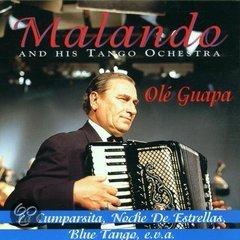 Malando And His Tango Orchestra Malando Und Sein Tango-Orchester Beliebte Tango-Melodien