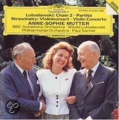 Anne-Sophie Mutter/Bbc Symphony Orchestra - Chain 2/Violinconcerto
