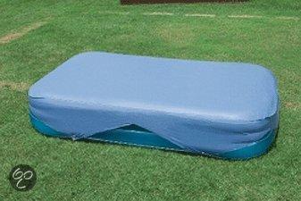 Intex zwembad rechthoekig afdekzeil for Afdekzeil zwembad blokker