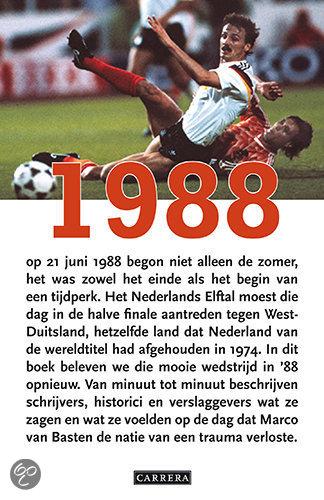 Halve Finale Ek 1988