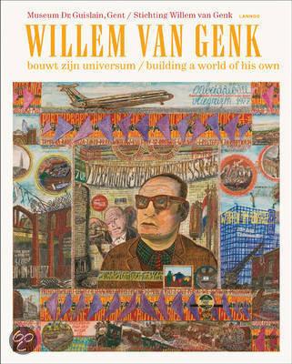 Willem Van Genk Bouwt Zijn Universum