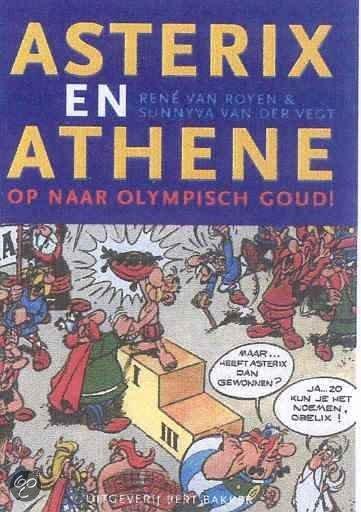 Asterix en Athene op naar olympisch goud