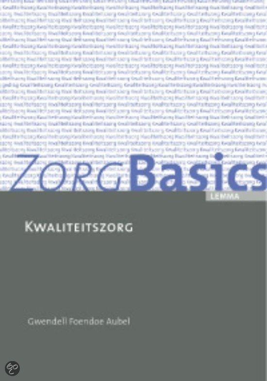 ZorgBasics / Kwaliteitszorg