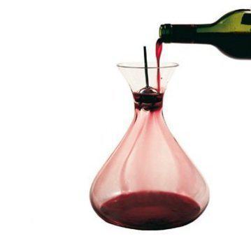 L'Atelier Du Vin Cristal Developer Decanteerkaraf met Bol