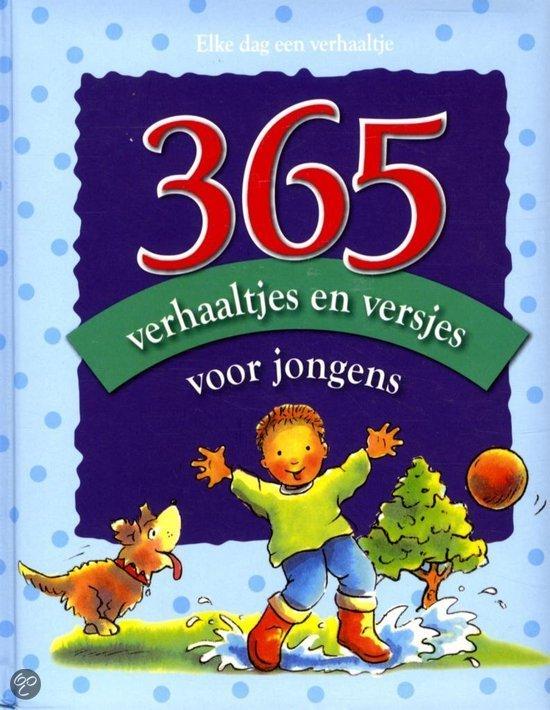365 verhaaltjes en versjes voor jongens