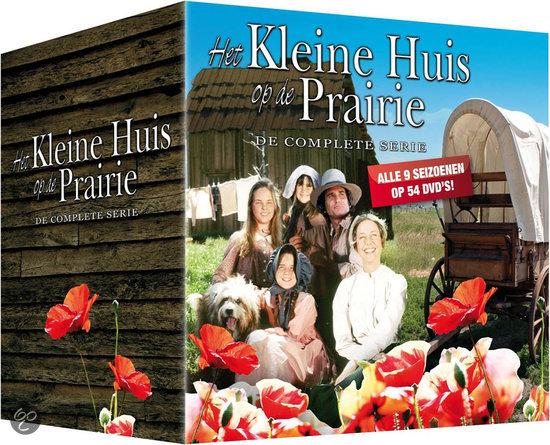 Kleine Huis Op De Prairie - Complete Collectie