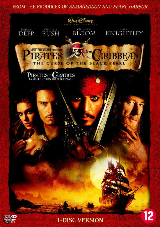bol   pirates of the caribbean the curse of the black pearl