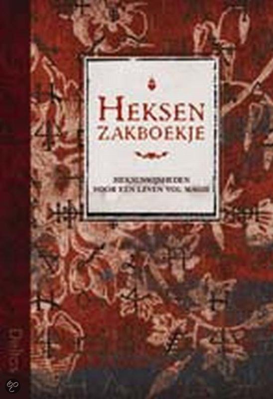 Heksenzakboekje