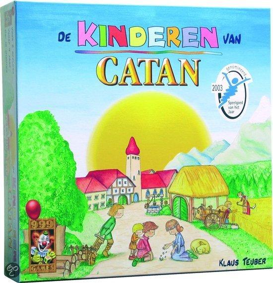 Afbeelding van het spel Kinderen van Catan