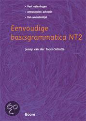 Eenvoudige basisgrammatica NT2