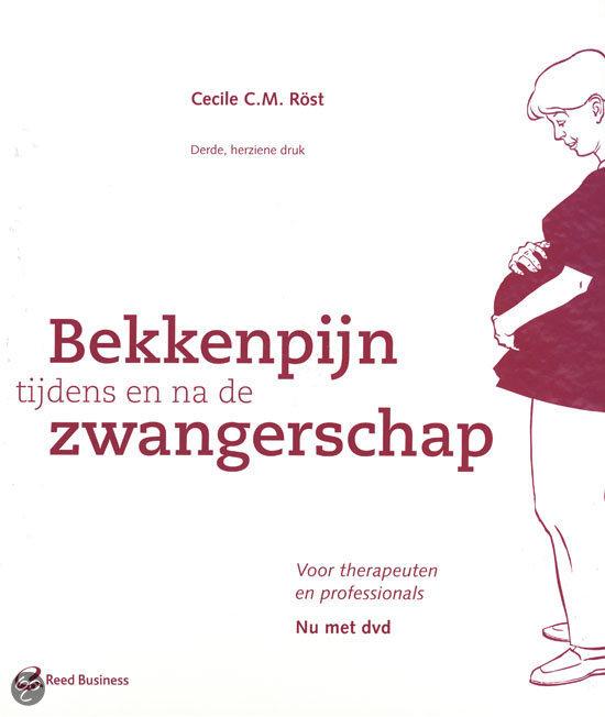 Bekkenpijn tijdens en na de zwangerschap + DVD
