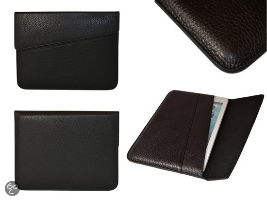 Azuri DeLuxe Business Sleeve voor Ainol Novo 10 Captain Basic, Zwart, merk i12Cover in Wezup