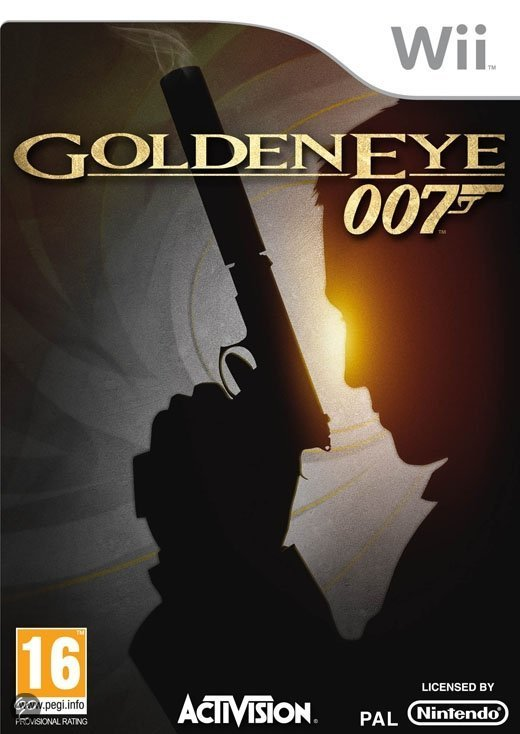 James Bond: GoldenEye 007 - Special Edition (incl. Goudkleurige Controller)