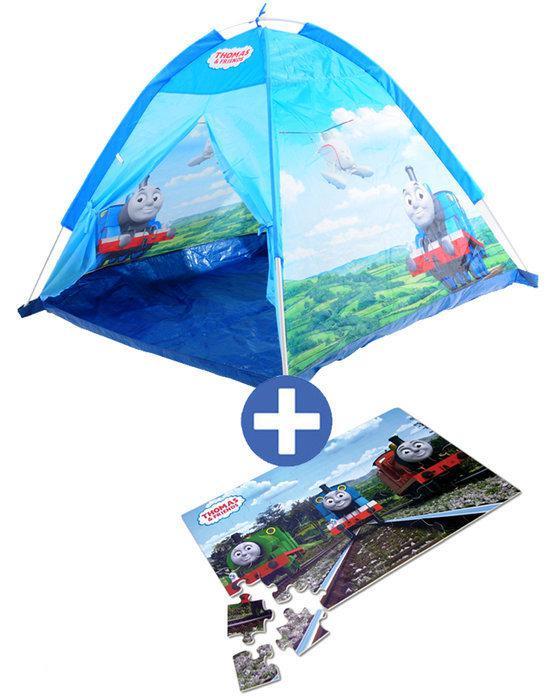Thomas Puzzel & Tent Bundel
