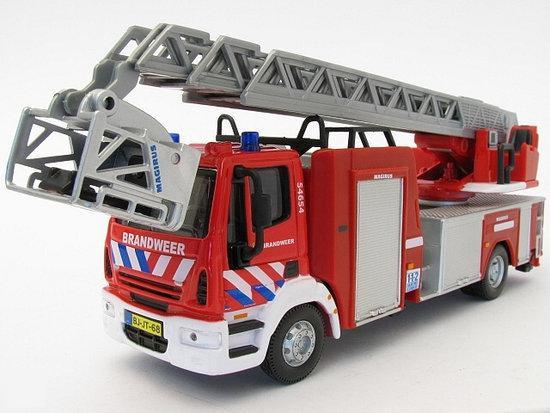Bburago Iveco Magirus 150E 28 Laderwagen NL