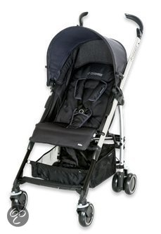 Maxi-Cosi Mila - Buggy - Total Black
