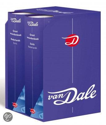 Van Dale Groot woordenboek Duits (set)