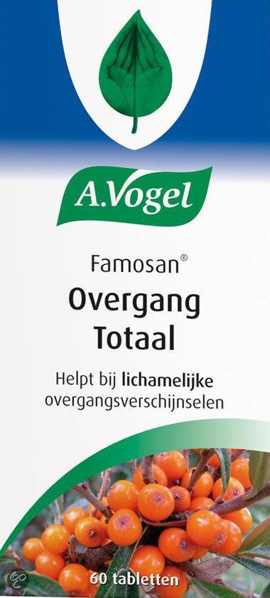 A.Vogel Famosan overgang totaal - 60 Tabletten - Voedingssupplement