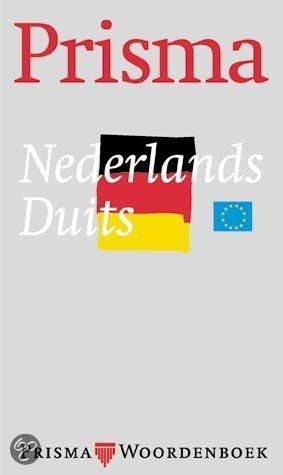 Prisma woordenboek / Nederlands-Duits