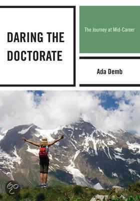 Daring the Doctorate