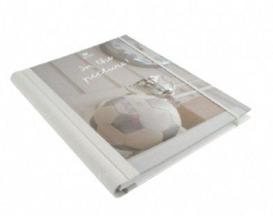 Bambam fotoboek jongen blauw - Deco ruimte jongensbaby ...