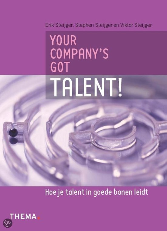 Your Company's Got Talent !