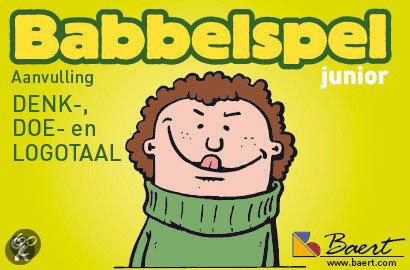 Afbeelding van het spel Babbelspel Junior Uitbreidingsset
