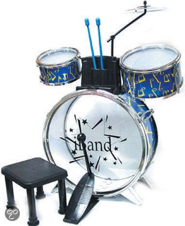 Drumstel met Voetpedaal