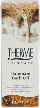 Therme Hammam Bath Olie - 100 ml - Badolie