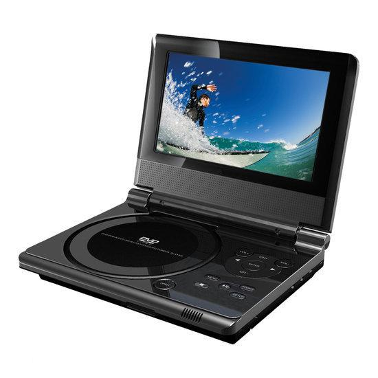 DIFRNCE PDVD7060 - Portable DVD 7 inch