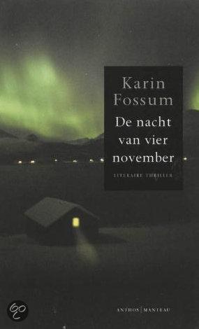 De Nacht Van Vier November