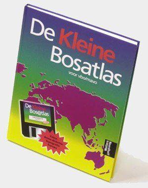 De kleine Bosatlas / druk 58
