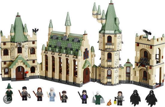LEGO Harry Potter Kasteel Zweinstein - 4842