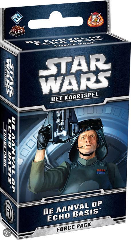 Afbeelding van het spel Star Wars uitbreiding 4 - De Aanval Op De Echo Basis