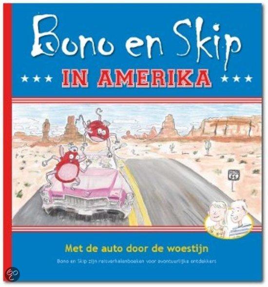 Bono en skip in amerika