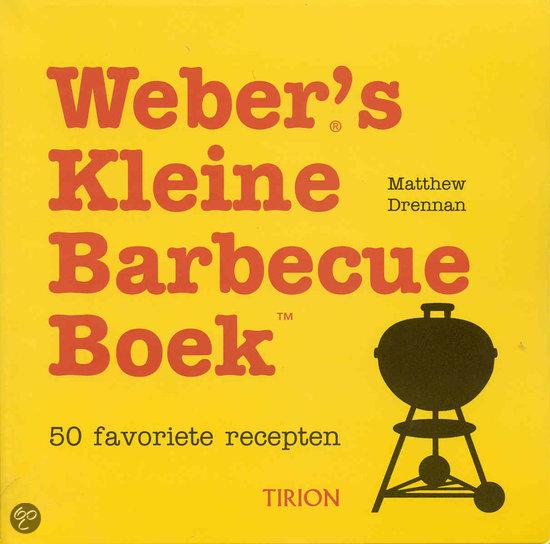 Weber'S Kleine Barbecue Boek