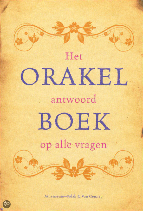 Orakelboek
