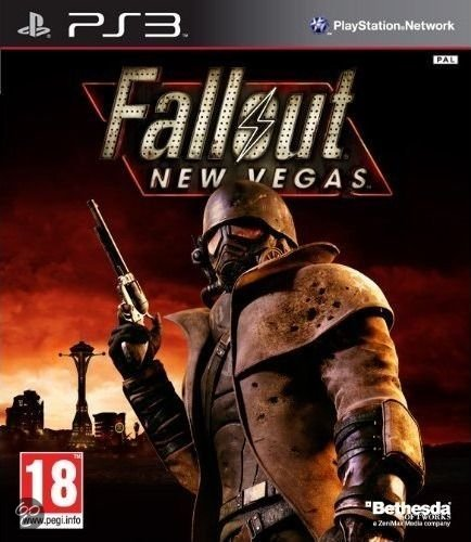 Fallout, New Vegas  PS3