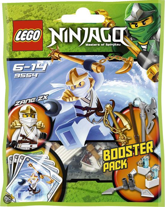 LEGO Ninjago Zane ZX - 9554