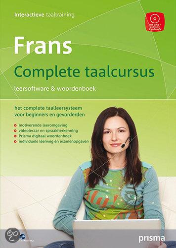 Frans / deel leersoftware en woordenboek + handleiding / druk Heruitgave