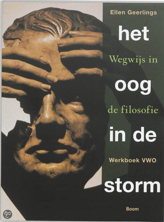 Het oog in de storm / Vwo / deel Werkboek