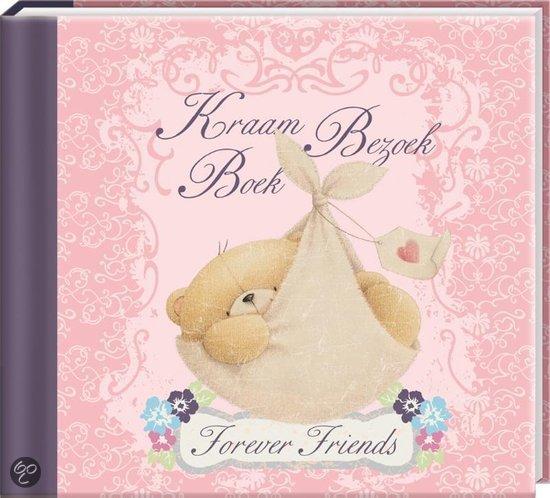 Forever Friends Kraambezoekboek