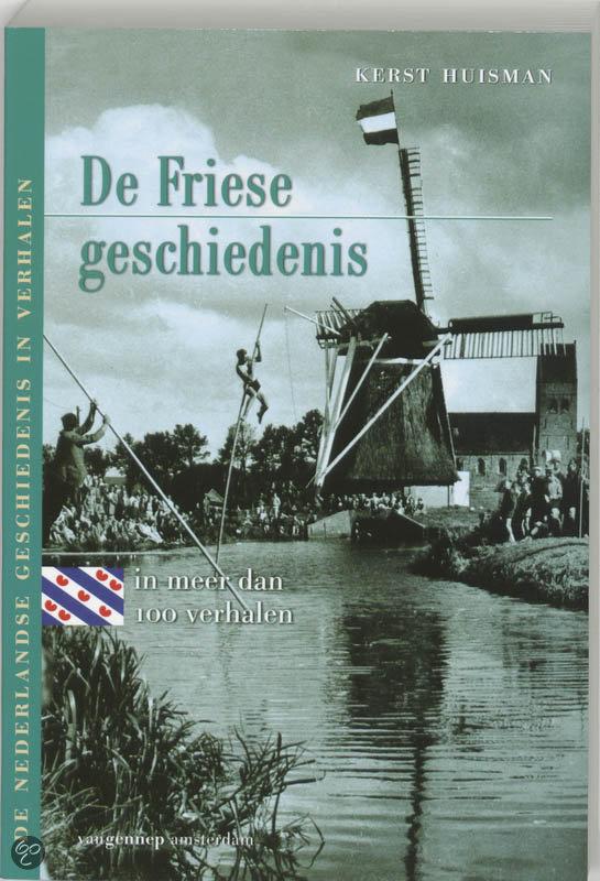 Geschiedenis friesland boek