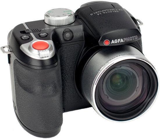 AgfaPhoto Selecta 16 - Zwart