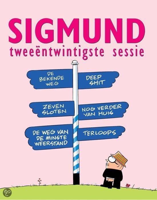 Sigmund tweeentwintigste sessie